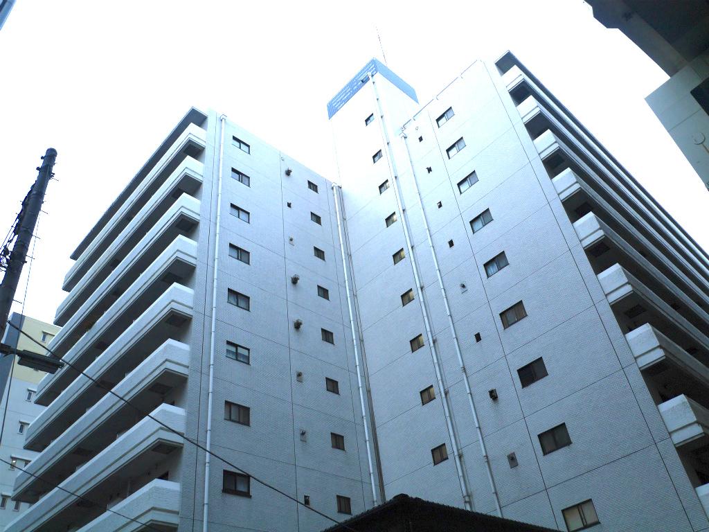 中央区日本橋箱崎町 区分マンション-外観