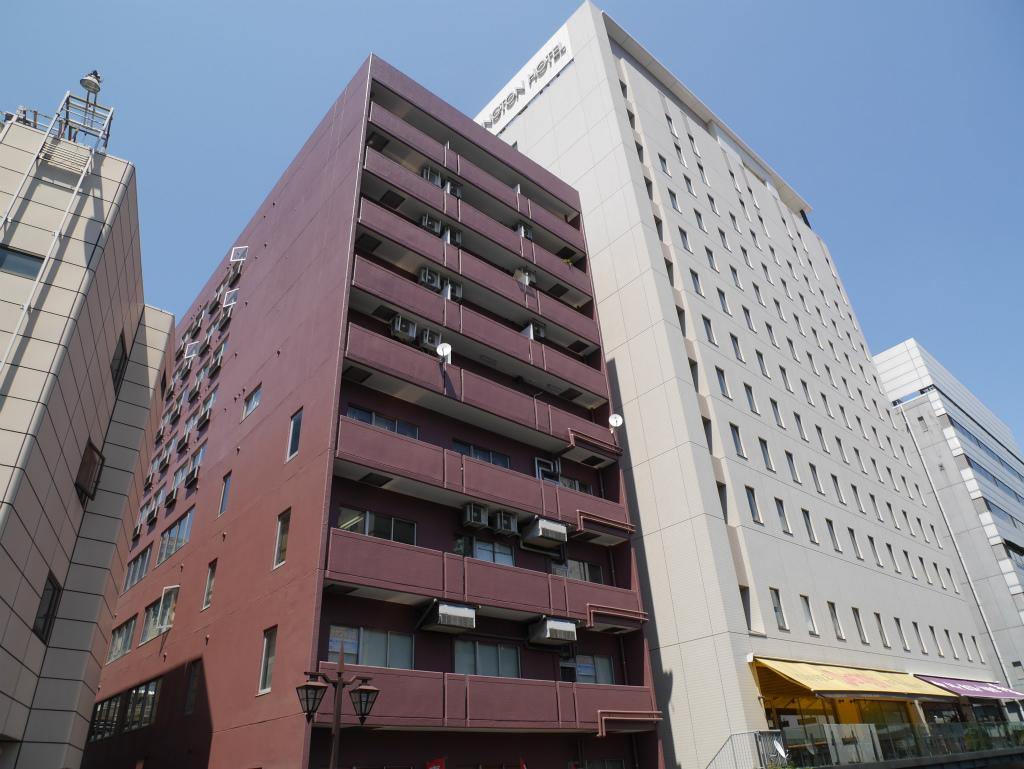 千代田区神田佐久間町1丁目 区分マンション 6階4部屋-外観