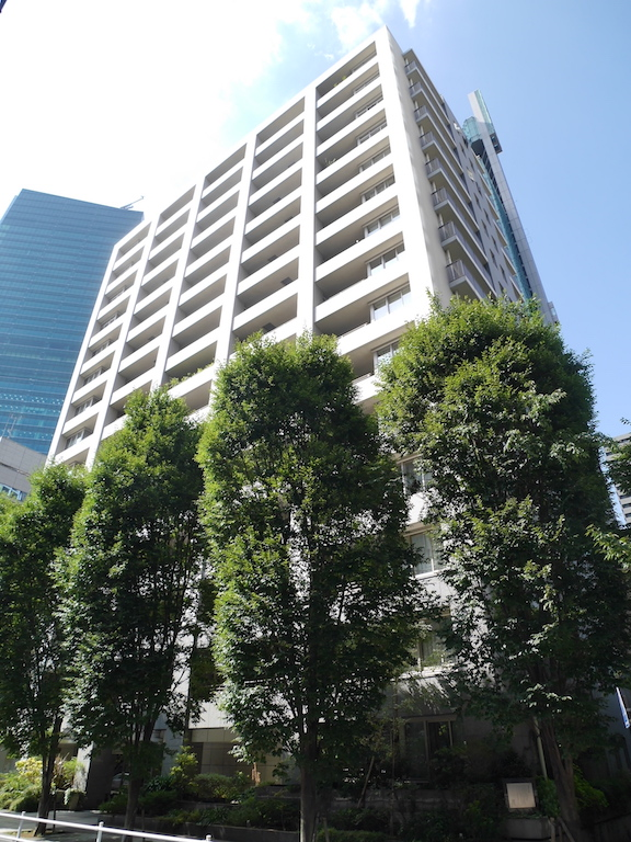 港区六本木1丁目 区分マンション-外観