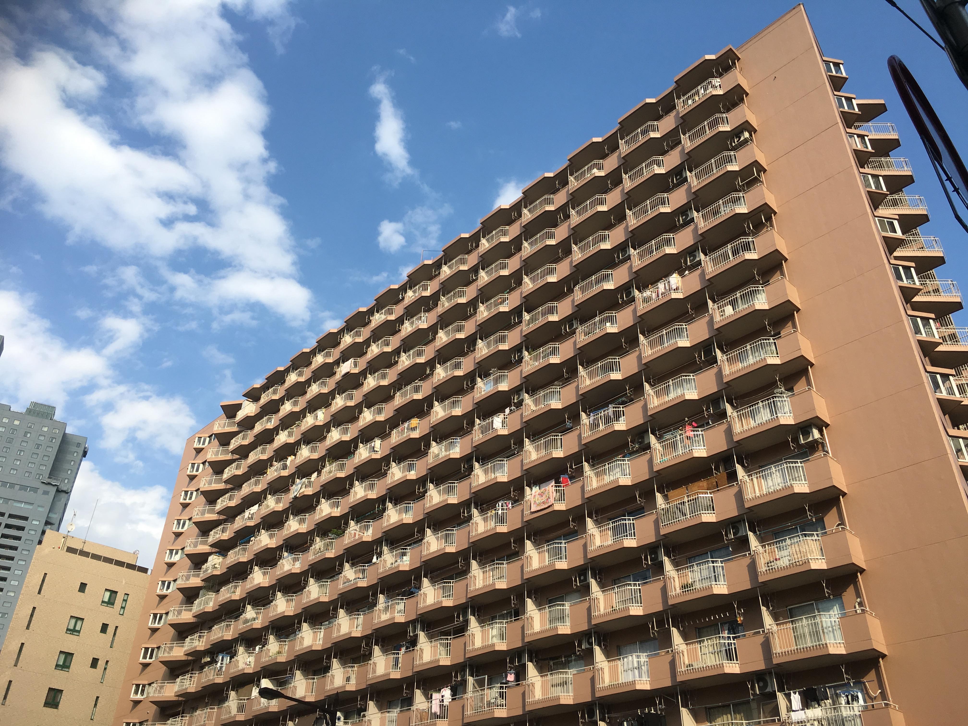 中央区築地7丁目 区分マンション-外観