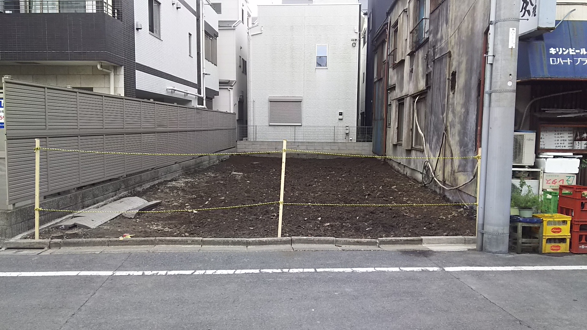 江東区亀戸3丁目 売地-外観