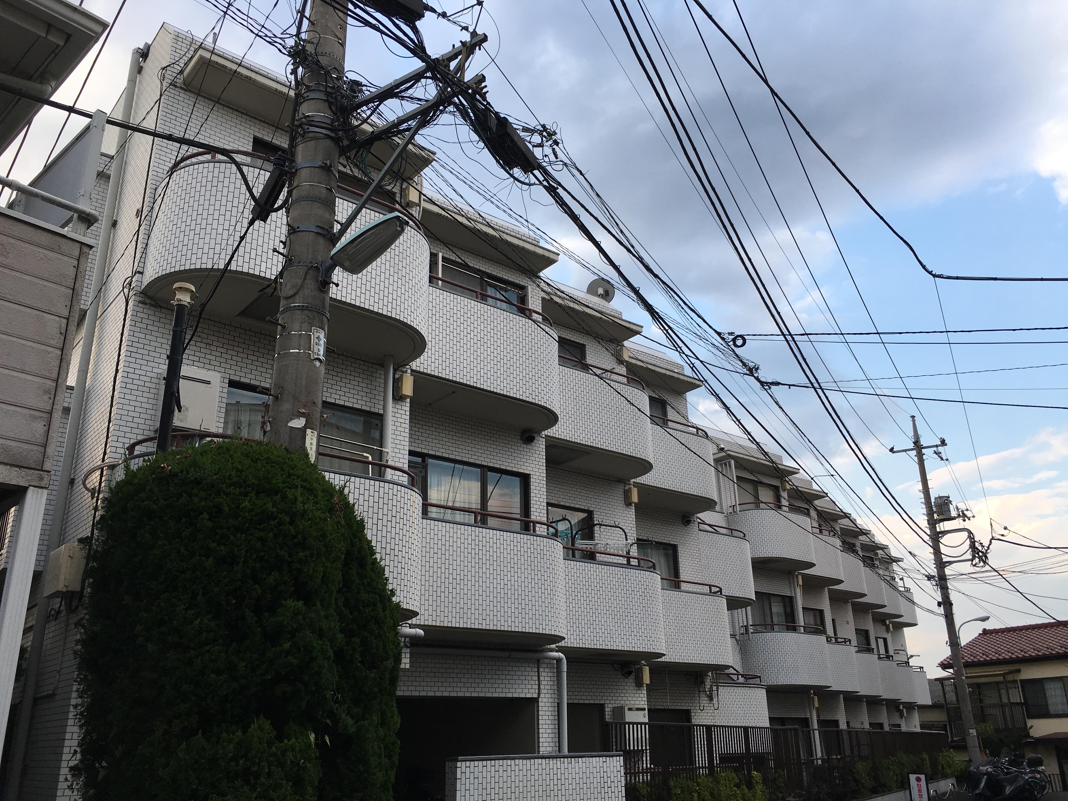板橋区徳丸1丁目 区分マンション-外観