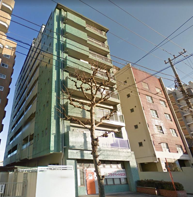 台東区橋場二丁目 区分トランクルーム-外観