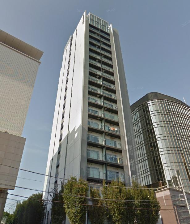 渋谷区松濤2丁目 区分マンション 11階-外観