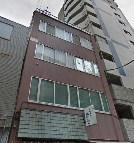 千代田区神田須田町1丁目 一棟マンション-外観