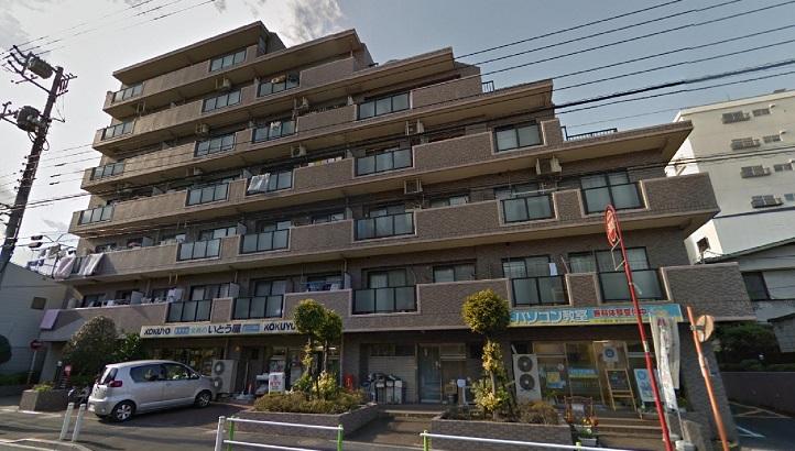 板橋区徳丸2丁目 区分店舗-外観