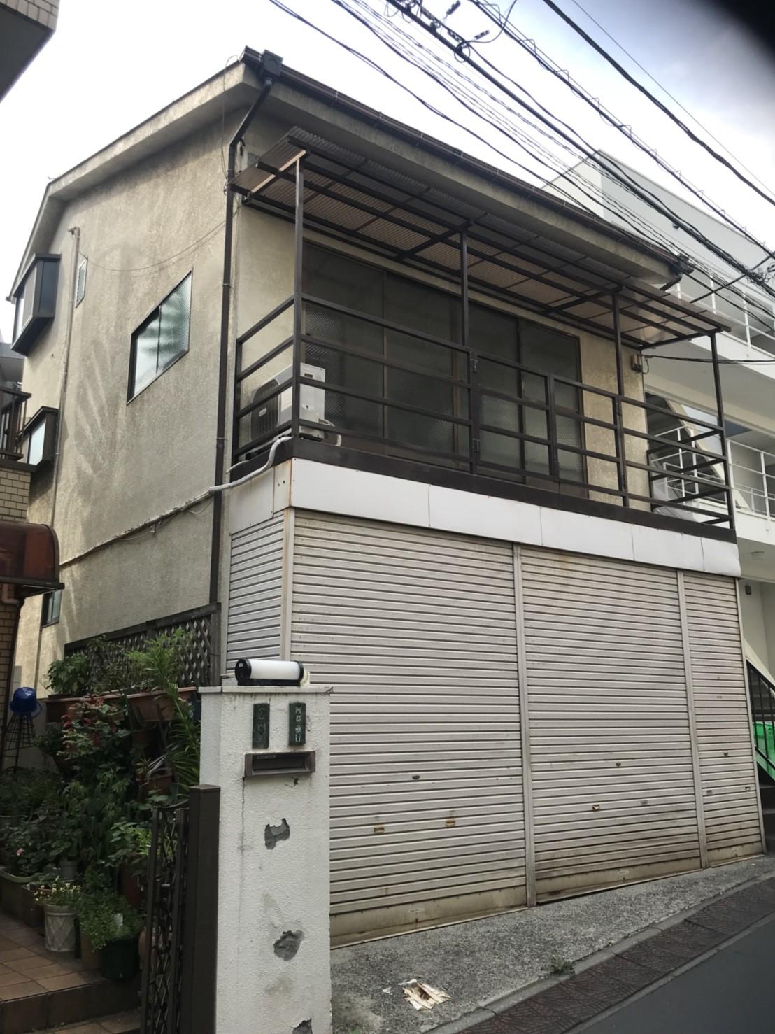 渋谷区恵比寿2丁目 戸建て-外観